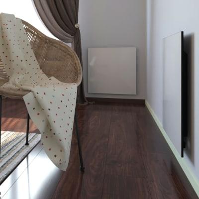 פנל חימום HYBRID 375 ivory מיעד להתקנה על הקיר.