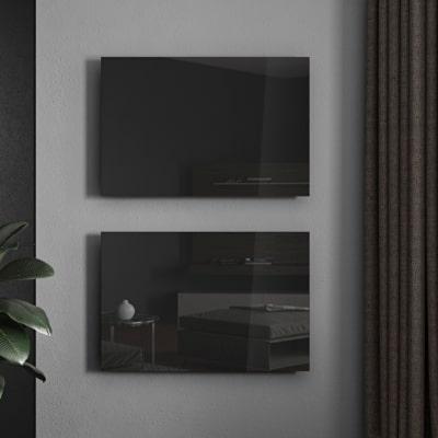 חימום פנלים - HYBRID 550 black.