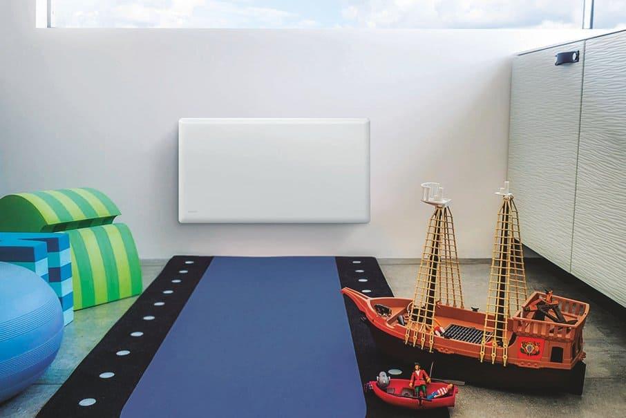 רדיאטורים של NOBO פתרון מומלץ לחימום חדר ילדים ותינוקות.